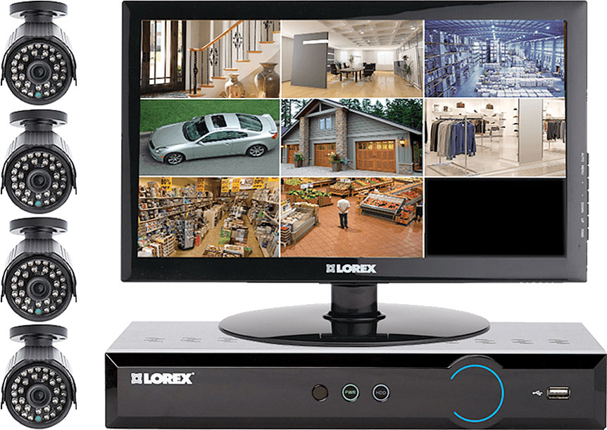 home video security